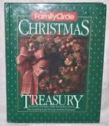 Family,Circle,Christmas,Treasury,1986,Family Circle Christmas Treasury 1986,Leisure Arts, Counted Cross Stitch,kg krafts,dmc,needlework,needle arts