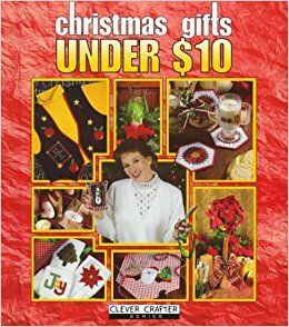 Christmas,Gifts,under,$10,by,Clever,Crafter,Christmas Gifts under $10,Clever Crafter ,Leisure Arts, Counted Cross Stitch,kg krafts,dmc,needlework,needle arts