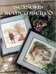 Seasons,Remembered,by,Leisure,Arts,Publications,Fill The House with Cross Stitch,Catherine Austin,Sterling/Chapplle,Leisure Arts, Counted Cross Stitch,kg krafts,dmc,Christmas,needlework,needle arts