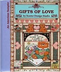 An,American,Sampler,Gifts,of,Love,by,Kooler,Design,Studio,for,Meredith,Press,An American Sampler Gifts of Love, Kooler Design Studio,Meredith Press,Leisure Arts, Counted Cross Stitch,kg krafts,dmc,Christmas,needlework,needle arts