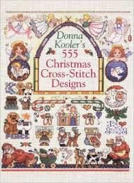 Donna,Kooler's,555,Christmas,Cross-Stitch,Designs,for,Sterling/Chapelle,Donna Kooler's 555 Christmas Cross-Stitch Designs,Sterling/Chapelle ,Kooler Design Studio,Leisure Arts, Counted Cross Stitch,kg krafts,dmc,needlework,needle arts