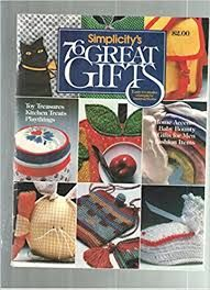 Simplicity's,76,Great,Gifts,Simplicity's 76 Great Gifts ,kg krafts,dmc,Christmas,needlework,needle arts