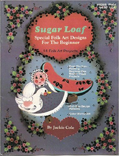 Sugar Loaf Special Folk Art Designs for the Beginner - product images