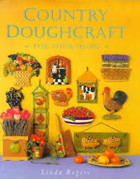 Country,Doughcraft,for,your,Home,by,Linda,Rogers,Country Doughcraft for your Home,Linda Rogers,kg krafts,dmc,Christmas,needlework,needle arts