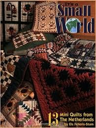 It's,a,Small,World,by,Els,Feteris-Stam,It's a Small World,Els Feteris-Stam,kg krafts, home decor,sewing, crafting,supplies