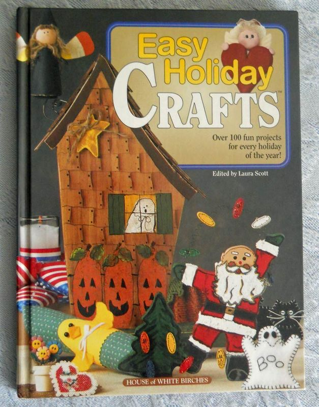 Easy Holiday Crafts by Laura Scott - product images