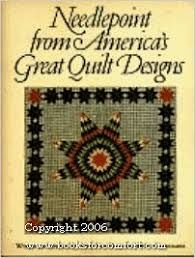 Needlepoint,from,America's,Great,Quilt,Designs,Needlepoint from America's Great Quilt Designs by Mary Kay Davis and Helen Giammattei,needlepoint,kg krafts,quilting, home decor,sewing, crafting,supplies