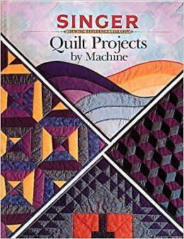 Singer Quilting Projects by Machine Book - product images