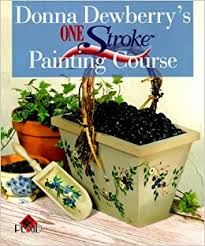 Donna,Dewberry's,One,Stroke,Painting,Course,Donna Dewberry's One Stroke Painting Course,kg krafts,painting,craft supplies, baskets, weaving,reed,patterns