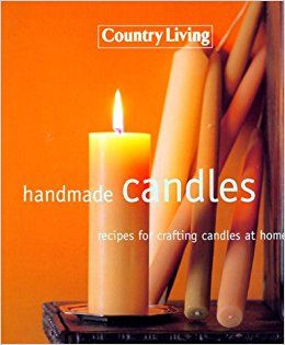 Country Living Handmade Candles hearst books - product images