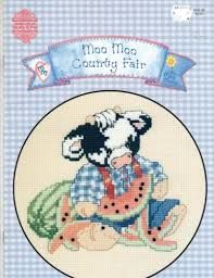 Moo Moo County Fair Designs by Gloria and Pat - product images
