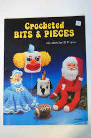 Crocheted,Bits,and,Pieces,JH200,Crocheted Bits and Pieces JH200,knit,crochet,kg krafts,counted cross stitch,embroidery