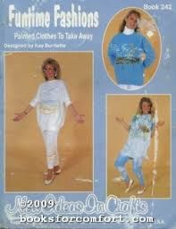 Funtime Fashions Painted Clothes to Take Away by Kay Burdette - product images