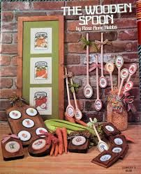 The,Wooden,Spoon,by,Rose,Anne,Hobbs,The Wooden Spoon by Rose Anne Hobbs,vintage,crochet, pat thom, love me dolls,kg krafts,yarn dolls, craft supplies,crafts,supplies,indie supplies