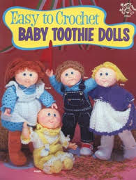 Easy,to,Crochet,Baby,Toothie,Dolls,Easy to Crochet Baby Toothie Dolls, kg krafts,yarn dolls, craft supplies,crafts,supplies,indie supplies