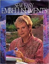 Sew,Easy,Embellishments,by,Nancy,Zieman,Sew Easy Embellishments by Nancy Zieman,sewingkg krafts,knit,crochet