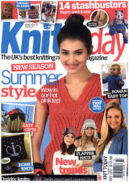 Knit Today Magazine....May 2012 Issue 72 - product images