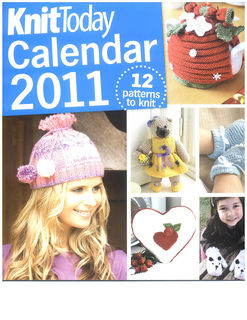 Knit Today Magazine, No. 51 2010 Supplement 2011 Calendar - product images
