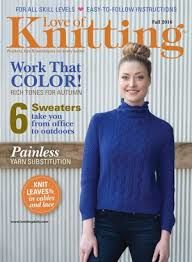 Love,of,Knitting,Fall,2016,Love of Knitting, Love of Knitting Fall 2016, summer Knits, , designs, hats, shells, scarves, vest, cardigans, magazine, crochet, pattern, instruction