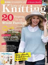 Love of Knitting Spring 2017 - product images