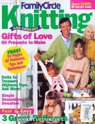 Family Circle Knitting and Crochet Winter 96-97 - product images