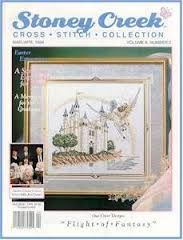 Stoney Creek Cross Stitch Collection vol 6 number 2 March/April 1994 - product images