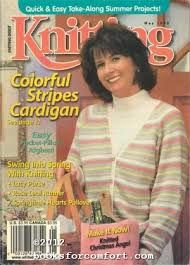 Knitting,Digest,May,1999,Knitting Digest  May 1999,crochet,knit,magazine,kg krafts,sewing, crafts,supplies