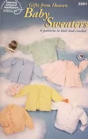 Gifts from Heaven Baby Sweaters  no 2201 - product images