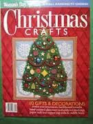 Woman's Day Christmas Crafts 2001 - product images