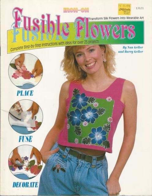 FUSIBLE FLOWERS Booklet - product images