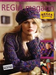 Regia Magazin no 112 with Kaffe Fassett  - product images