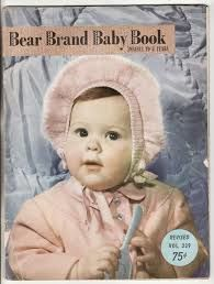Bear,Brand,Baby,Book,vol,339,Bear Brand Baby Book vol 339,kg krafts,knit,crochet
