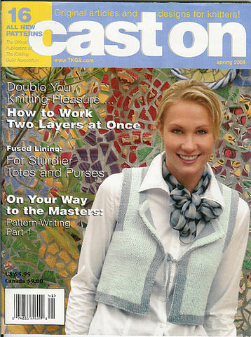 Cast,On,for,Knitters,Spring,2004,Cast On for Knitters spring 2004,kg krafts,crochet,knit,patterns