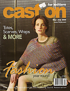 Cast,On,for,Knitters,May/June,Summer,2005,Cast On for Knitters May/June Summer 2005,kg krafts,crochet,knit,patterns
