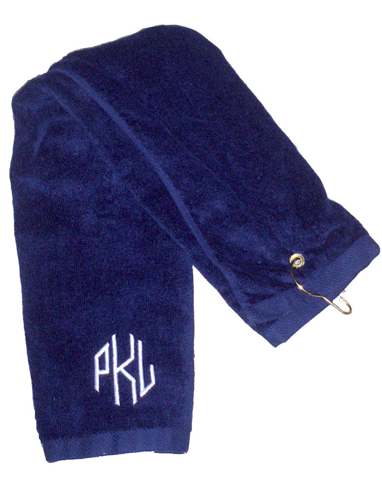 Monogrammed Golf Towel - product images  of