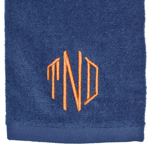 Monogrammed,Golf,Towel,golf towel, monogrammed, custom, embroidered, initial, towel, golf, personalized