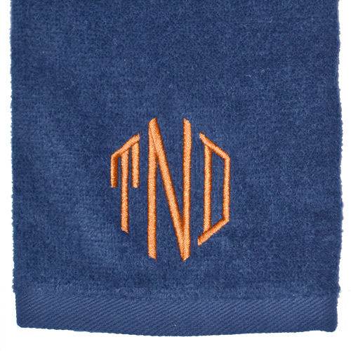 Monogrammed Golf Towel - product image