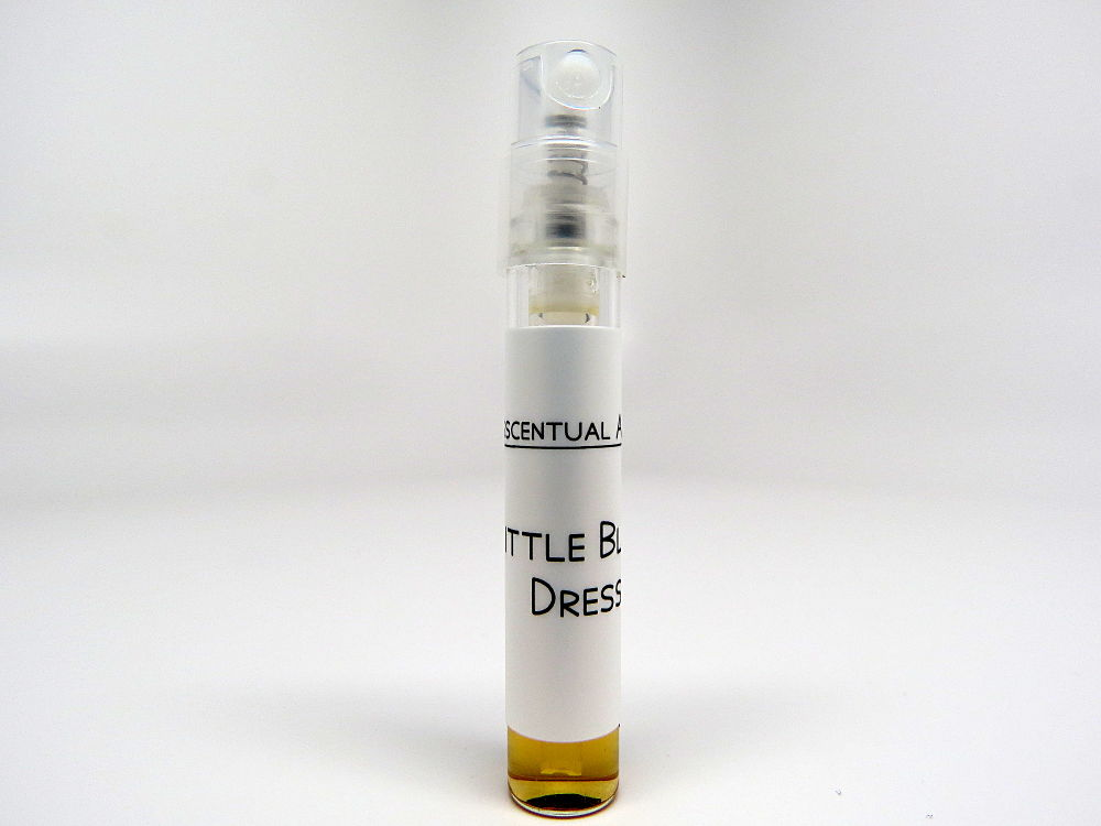 Little Black Dress natural perfume mini spray - product images  of
