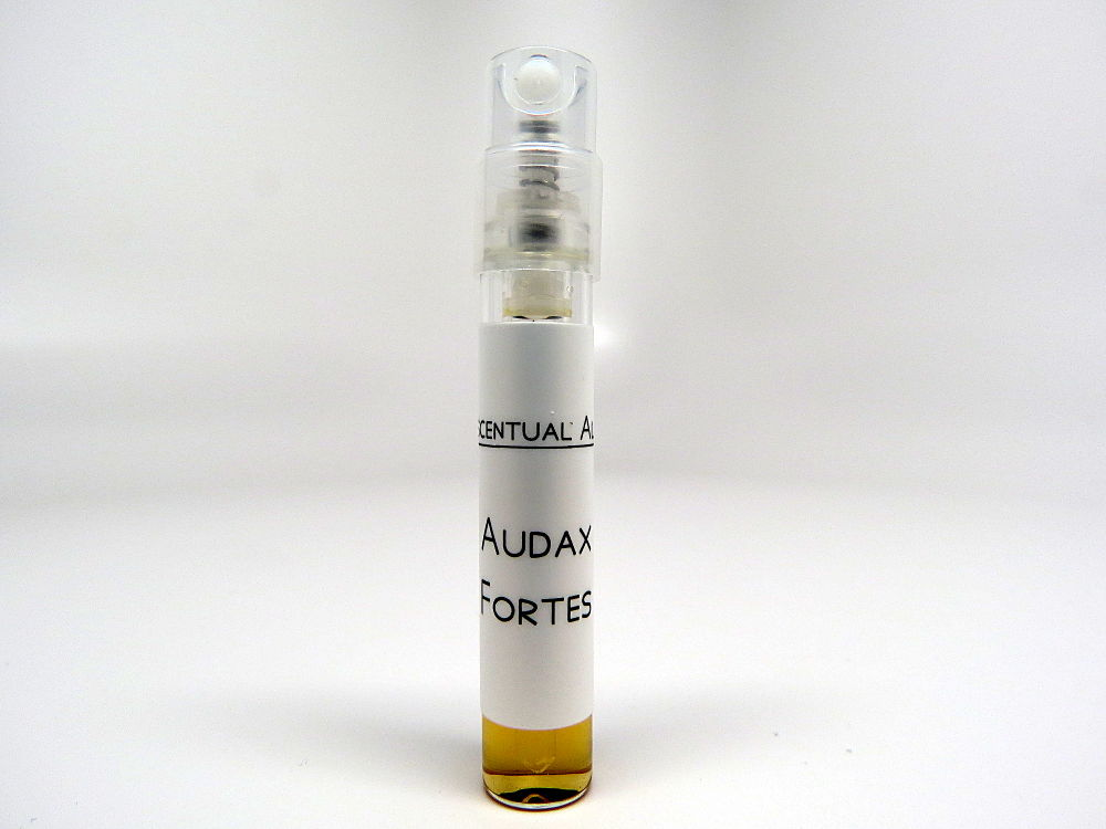 Audax Fortes natural cologne mini spray - product images  of