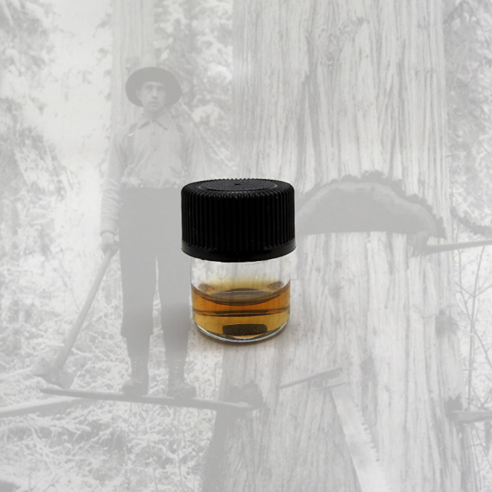 Lumberjack Man Natural Cologne Sample - product images  of