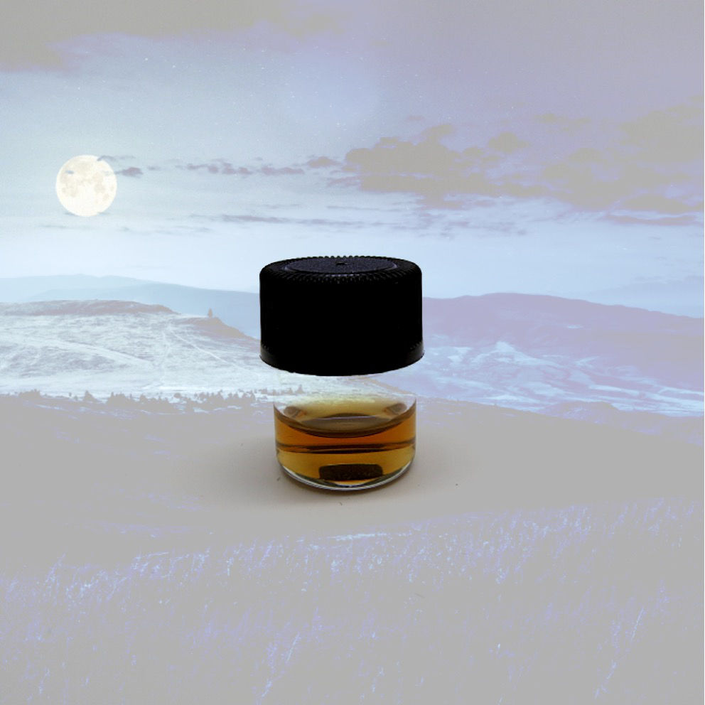 Moon Valley Natural Perfume Sample - product images  of