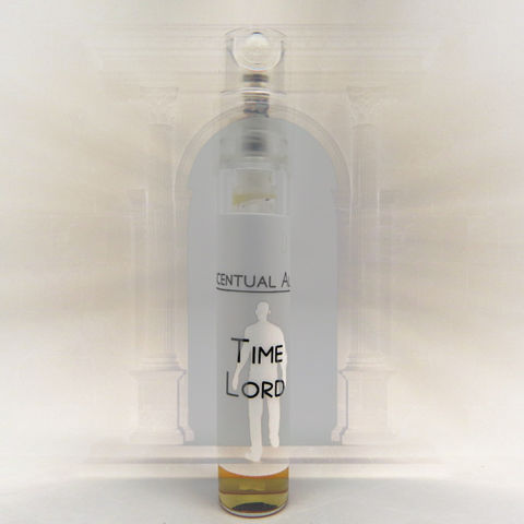 Time,Lord,natural,perfume,mini,spray,natural perfume, botanical perfume, esscentual alchemy, indie fragrance, artisan perfume, bath and body, beauty, eau de parfum, perfume spray, time lord, doctor who, tardis, sample, perfume sample, sample spray, amber, resins, florals, pink pepper, fir, c