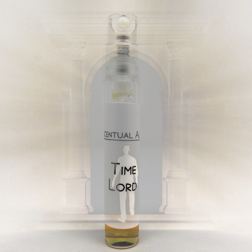Time Lord natural perfume mini spray - product images  of