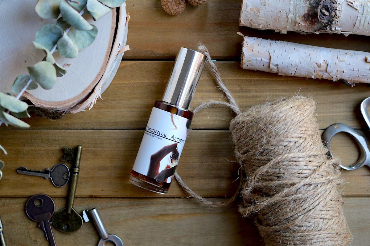 Lumberjack Man Natural Botanical Cologne - product images  of