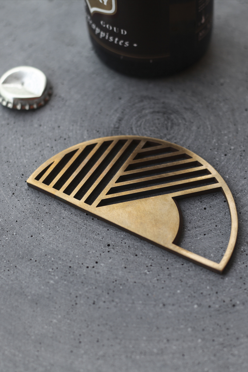 Delano bottle opener