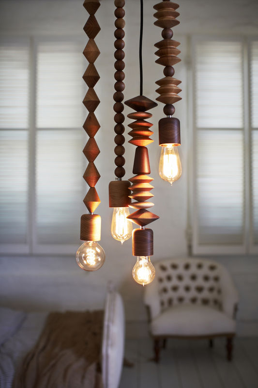 & Bright Beads - 4 cluster - Pendant lights - Marz Designs azcodes.com