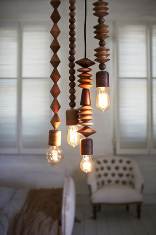 Bright,Beads,-,4,cluster,Pendant,lights,pendant light, ceiling light, lighting, lighting store
