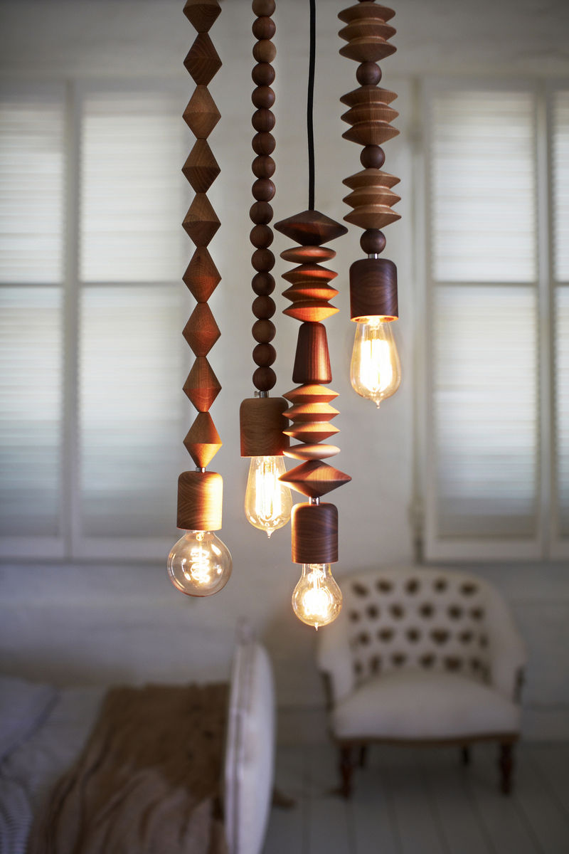 Bright Beads - 4 cluster - Pendant lights - product images  of