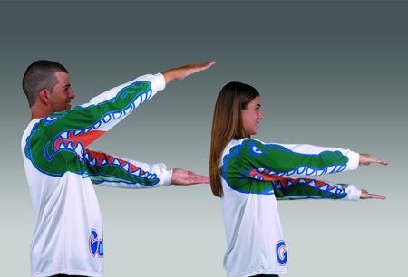 Florida Gators Team Motion Shirt