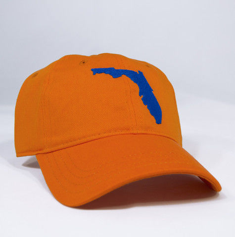 Florida,Hat,(Orange),Florida Hat, Gators